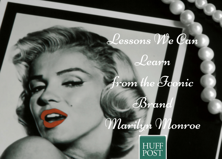 Lessons We Can Learn from the Iconic Brand Marilyn Monroe