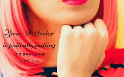 Your IT Factor Is Patiently Waiting